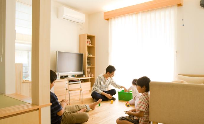 作り替える楽しさがいっぱい! 暮らしに合ったまるごとリフォーム。(横浜市戸建て全面リフォーム)