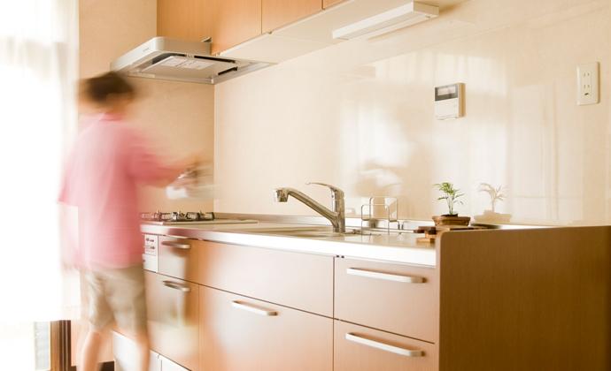 ご近所つながりのリフォームで キッチンルームが大変身(横浜市戸建てキッチンリフォーム)