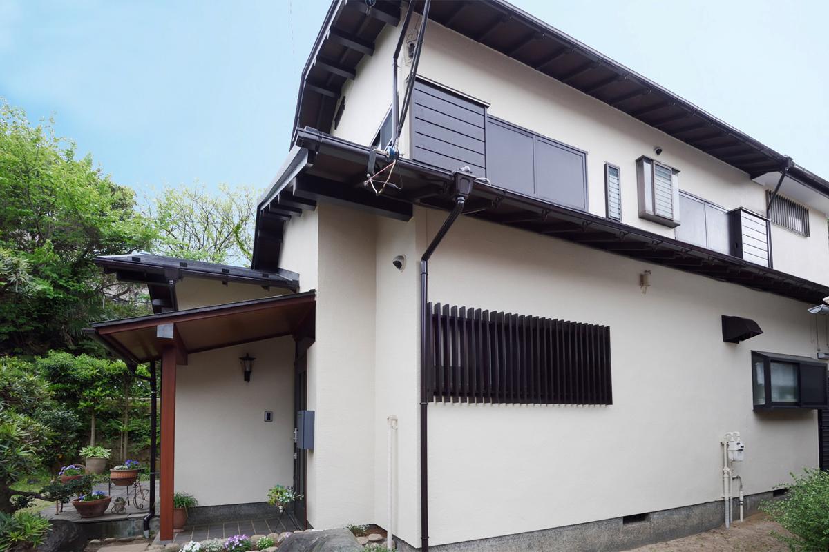 築40年の住まいが新築同様の仕上がりに!(外壁塗装・神奈川県横浜市)