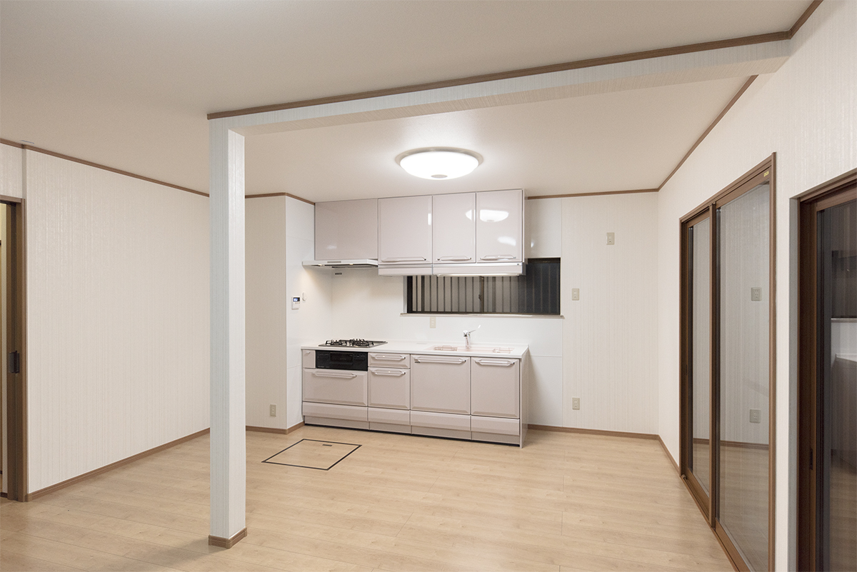 家族が一つになれる住まい(神奈川県横浜市)