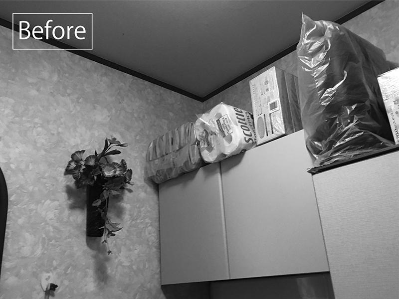 洗面所のリフォーム②(神奈川県横浜市)