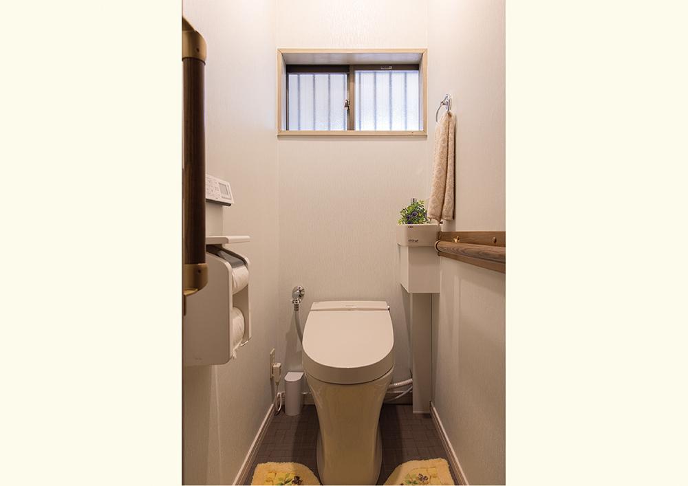 トイレのリフォーム②