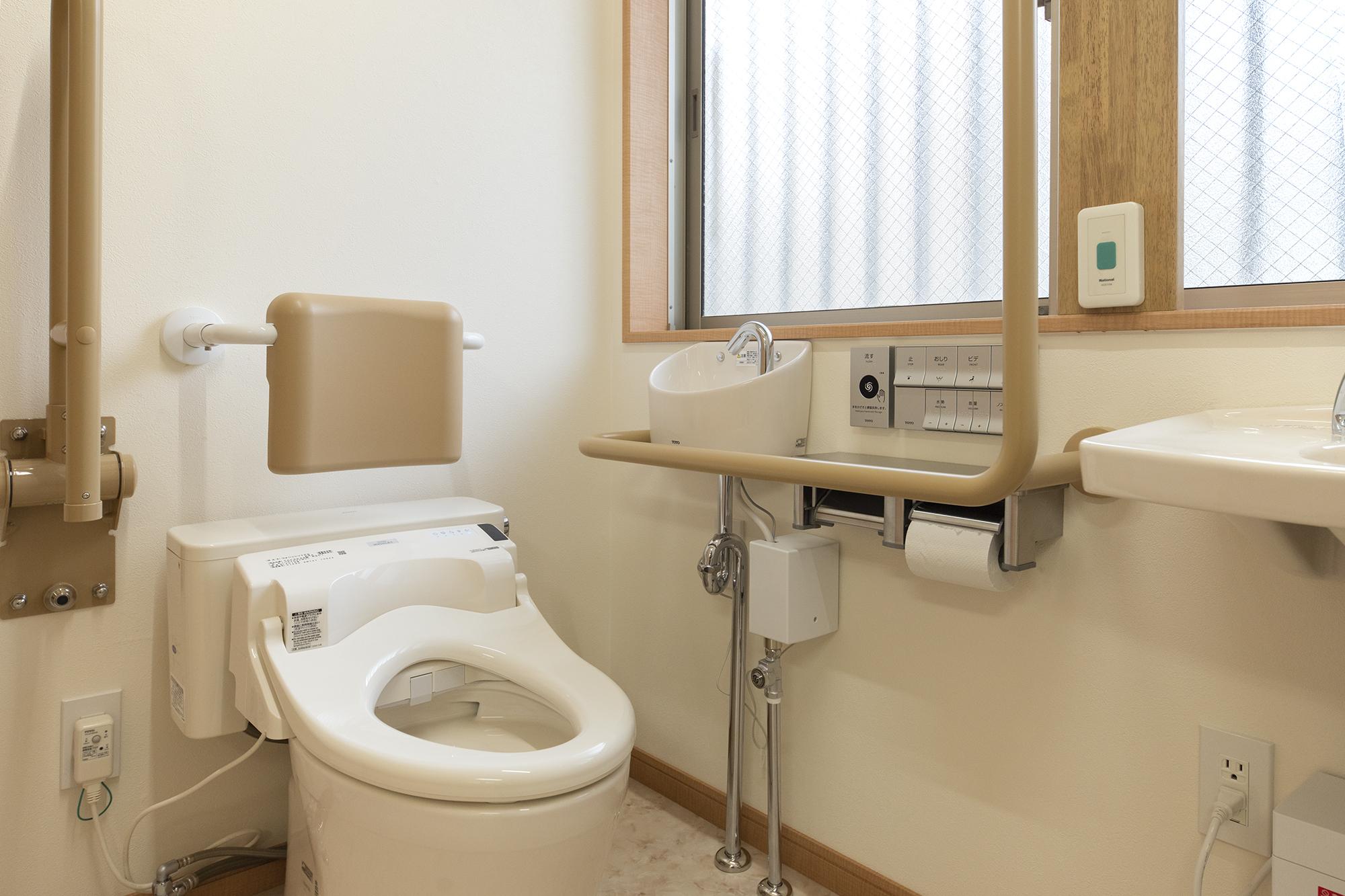 多目的トイレのリフォーム